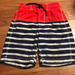 Gap boys swim trunks